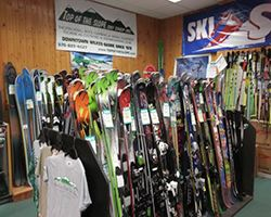 Top of the Slopes Store