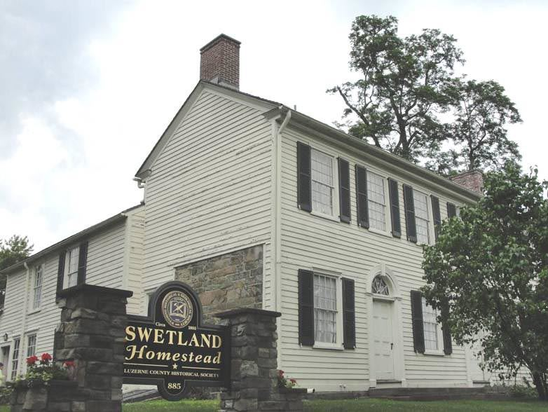 Swetland Homestead